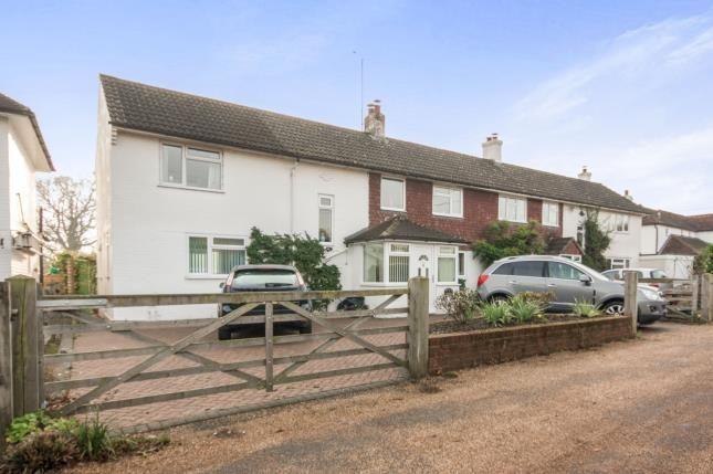 Thumbnail Semi-detached house for sale in Kippens Lane, Cowfold Road, West Grinstead, Horsham