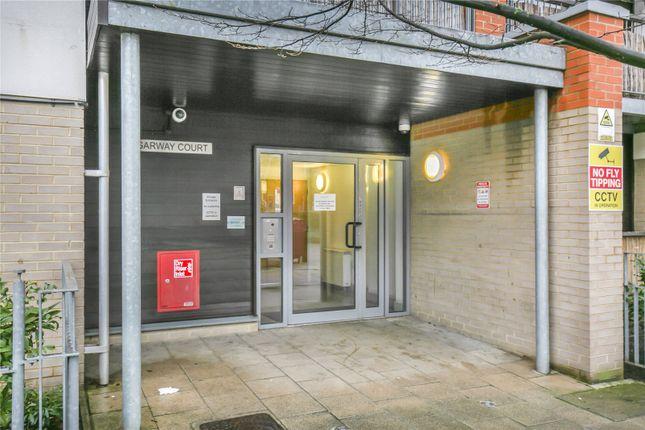 External of Garway Court, 1 Matilda Gardens, London E3