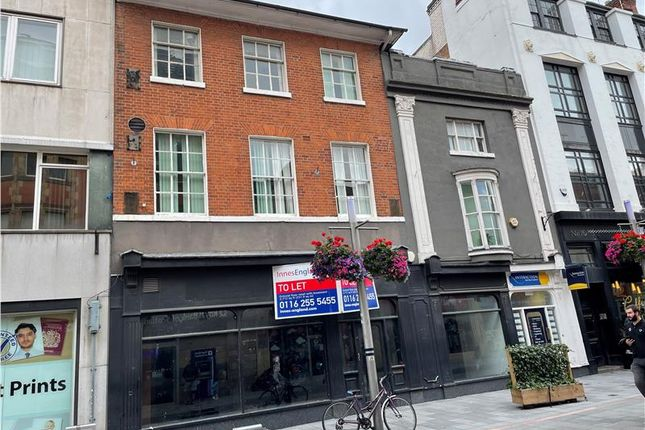 Thumbnail Retail premises for sale in Market Street, Leicester, Leicestershire