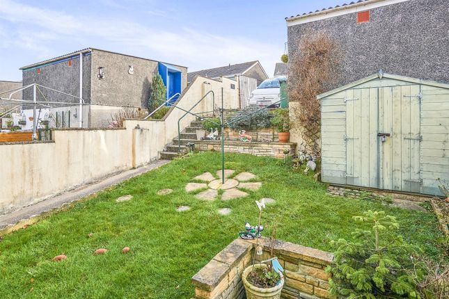 Thumbnail Terraced house for sale in Herschel Gardens, Plymouth