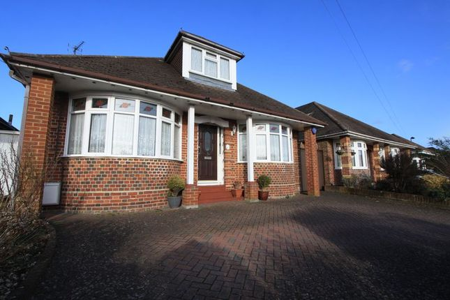 Thumbnail Detached bungalow for sale in Taunton Drive, Southampton
