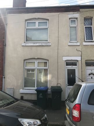 Thumbnail Shared accommodation to rent in Hartlepool Road, Coventry, West Midlands