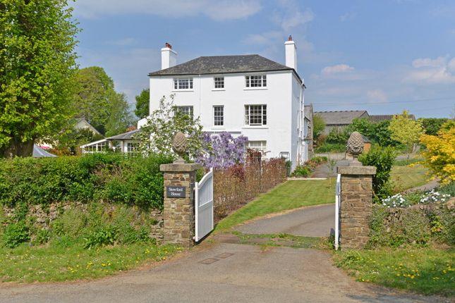 Thumbnail Detached house for sale in Stowford, Lewdown, Okehampton EX20, West Devon