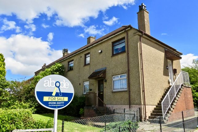 Thumbnail Flat for sale in Douglas Street, Airdrie