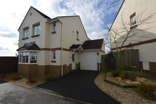 Thumbnail Detached house for sale in Pitcairn Crescent, The Willows, Torquay, Devon