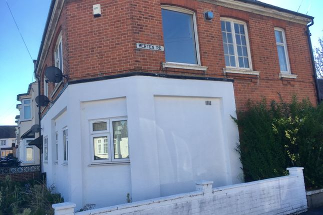 Thumbnail Flat to rent in Bennett Road, Chadwell Heath