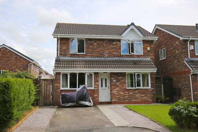 Thumbnail Detached house for sale in Johnson Close, Crag Bank, Carnforth