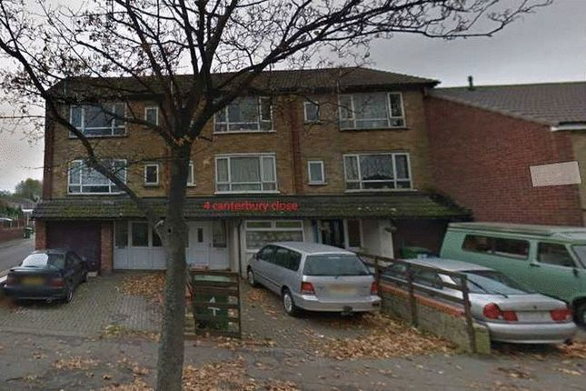 Thumbnail Flat for sale in Canterbury Close, Scunthorpe