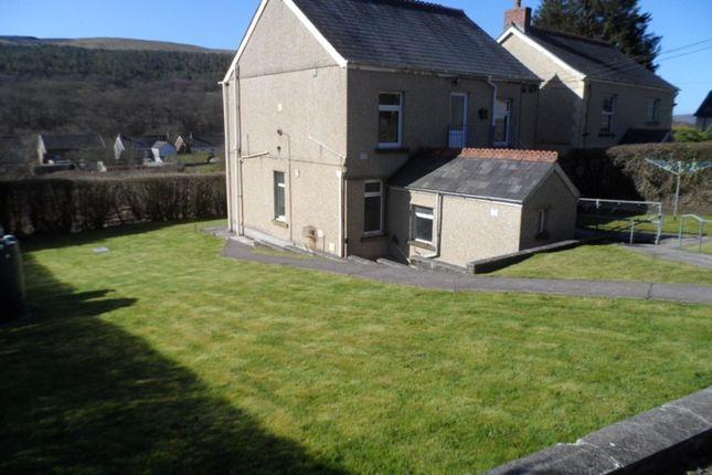 Thumbnail Flat to rent in School Road, Abercrave, Swansea