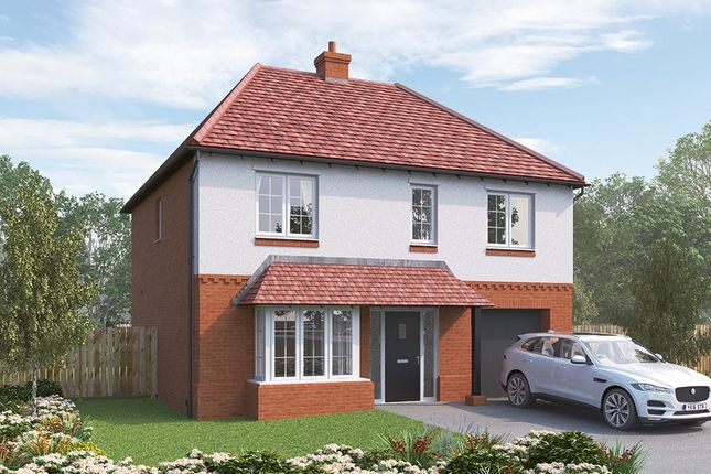 "Thumbnail Detached house for sale in ""The Rosebury"" at Russell Drive, Wollaton, Nottingham"