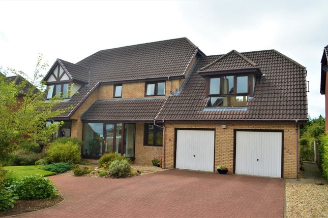 5 bed detached house for sale in The Meadows, Abercromby Crescent, Helensburgh, Argyll & Bute G84