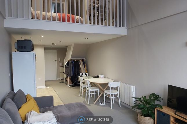 Thumbnail Flat to rent in Ebenezer Street, Bristol