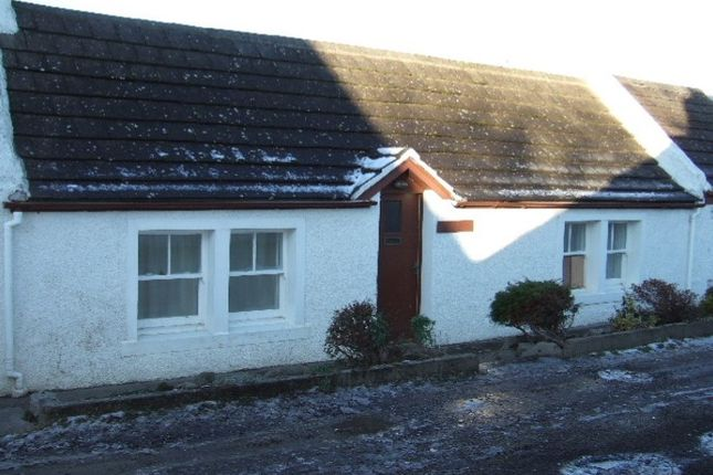 Thumbnail Cottage to rent in Burns Cottage, Tulloch Brae, Lossiemouth