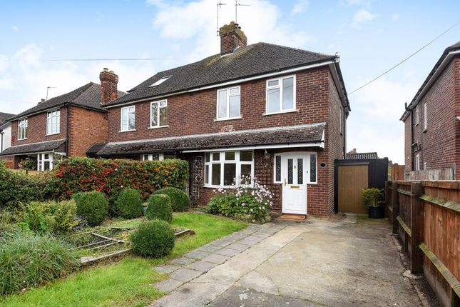 Thumbnail Semi-detached house to rent in Buckingham Road, Bicester