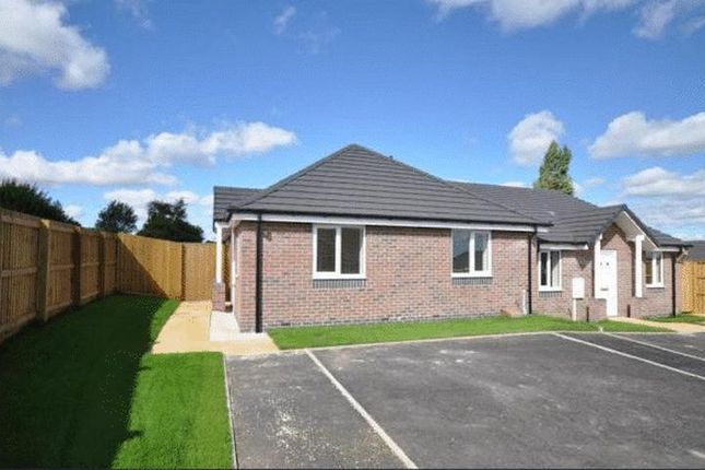 Thumbnail Bungalow to rent in Vermont Close, Church Warsop, Mansfield, Notts
