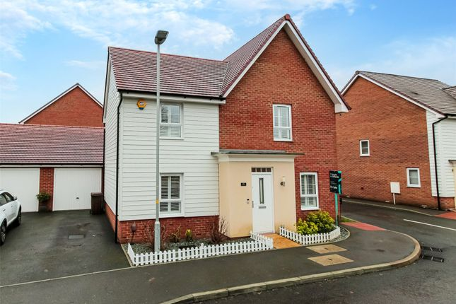 Thumbnail Detached house for sale in Bunyard Way, Allington, Maidstone, Kent