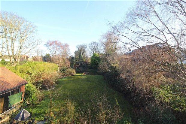 Rear Garden of Waterloo Road, Southport PR8