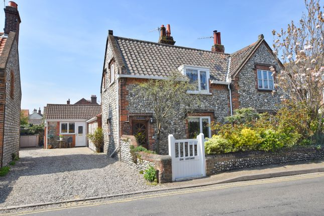 4 bed cottage to rent in Church Cottages, Cromer Road, West Runton, Cromer NR27