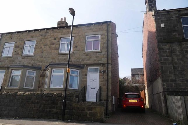 Thumbnail Semi-detached house to rent in Wesley View, Leeds, West Yorkshire