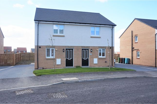 Thumbnail Semi-detached house for sale in Galashiels Avenue, Airdrie