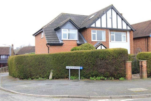 Thumbnail Detached house for sale in York Avenue, Sandiacre, Nottingham