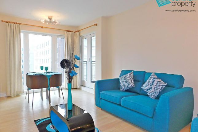 1 bed flat to rent in Royal Arch Apartments, Wharfside Street, Birmingham