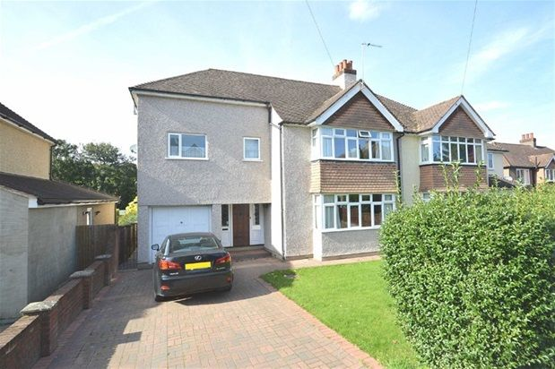 6 bed semi-detached house for sale in Reddown Road, Coulsdon