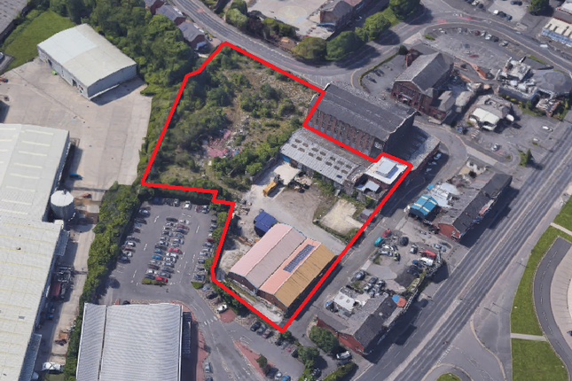 Industrial for sale in Edgar Street, Bolton