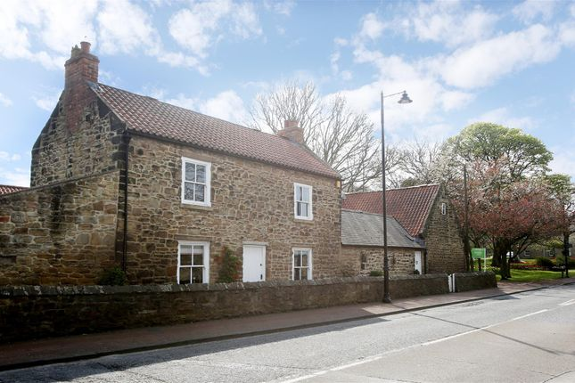 Thumbnail Detached house for sale in East Farm Mews, Backworth, Newcastle Upon Tyne