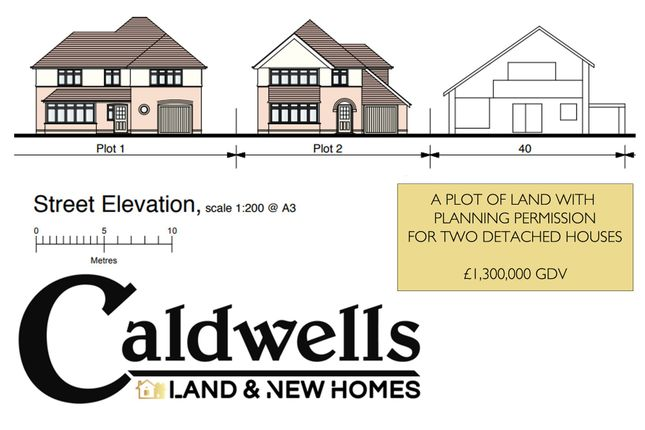 Thumbnail Land for sale in Lymington Road, New Milton, Hampshire