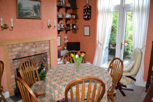 Dining Room of Elmhurst Avenue, Spinney Hill, Northampton NN3