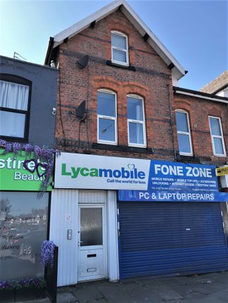 Thumbnail Flat to rent in Bury New Rd, Prestwich