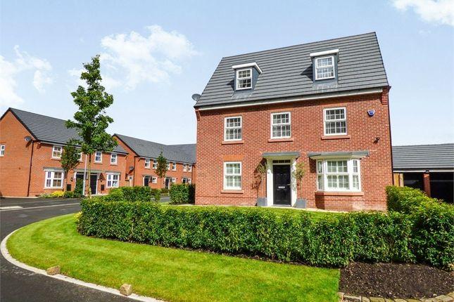 Thumbnail Detached house for sale in Mosses Farm Road, Longridge, Preston, Lancashire