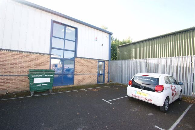 Thumbnail Property to rent in Glenmore Business Park, Andover, Hampshire