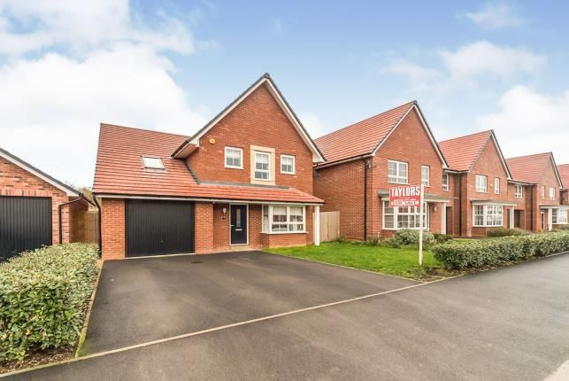 Thumbnail Detached house for sale in Lower Hazeldines, Marston Moretaine, Bedford, Bedfordshire
