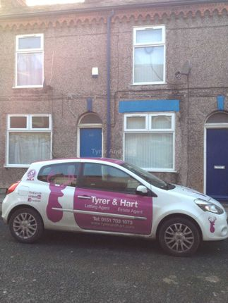 Thumbnail Terraced house to rent in Cambria Street, Liverpool