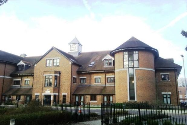 Thumbnail Flat to rent in Lockhart Road, Watford