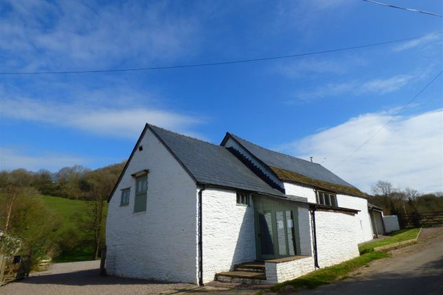 Thumbnail Detached house for sale in Llanishen, Chepstow