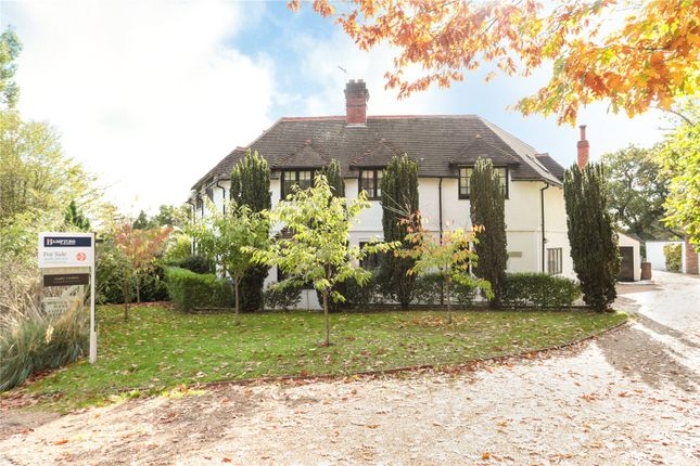 Thumbnail Semi-detached house for sale in Hook Hill Lane, Woking, Surrey