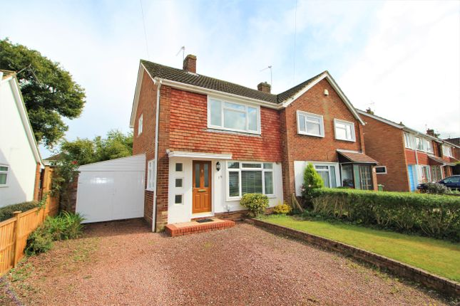 Thumbnail Semi-detached house to rent in Brocks Drive, Fairlands, Guildford