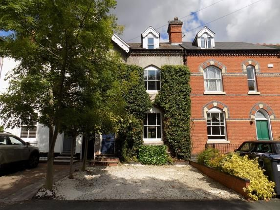 Thumbnail Terraced house for sale in Greenfield Road, Harborne, Birmingham, West Midlands