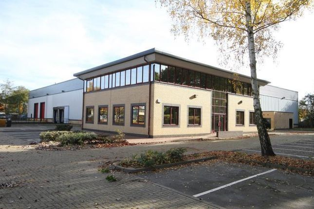 Thumbnail Industrial to let in Unit A3, Swift Park, Rugby