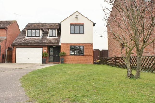 Thumbnail Detached house for sale in St. Andrews Close, Alresford, Colchester