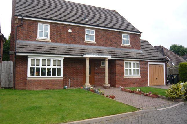Thumbnail Detached house to rent in Plough Court, Four Oaks, Sutton Coldfield, West Midlands