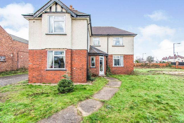 Thumbnail Detached house for sale in Scrooby Road, Bircotes, Doncaster, Nottinghamshire