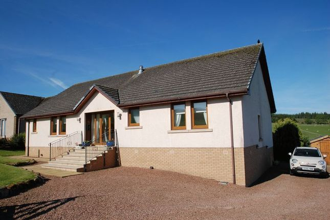 Thumbnail Detached bungalow for sale in Stonehill Road, Carmichael, Biggar