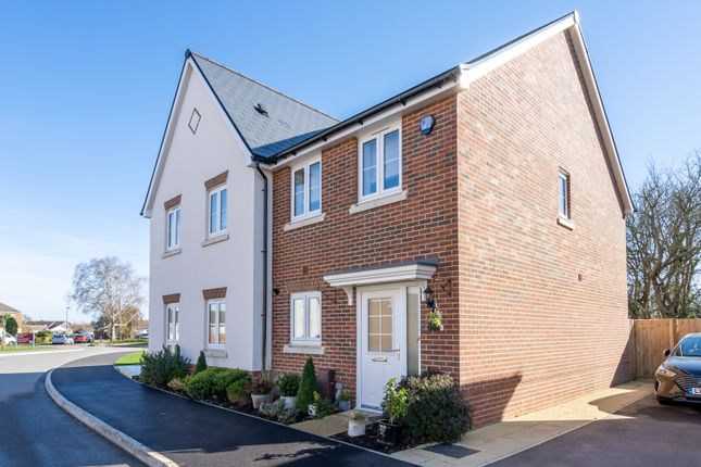 2 bed semi-detached house for sale in Whittaker Grove, North Bersted, Bognor Regis PO21