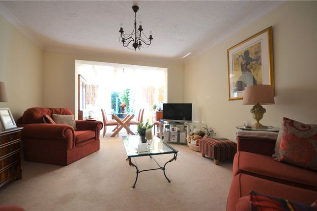 Living Room of Barn Meadow Close, Church Crookham, Fleet GU52
