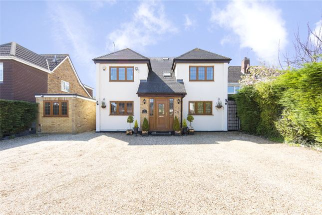 Thumbnail Detached house for sale in Church Lane, Bulphan, Upminster, Essex