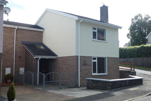 Thumbnail Semi-detached house for sale in Berllan Deg, Aberaeron